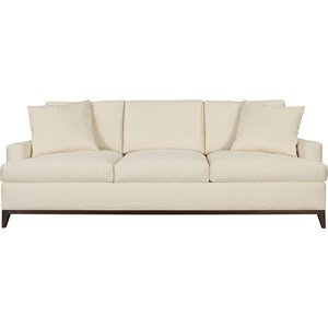 9th Street Sofa with Track Arms