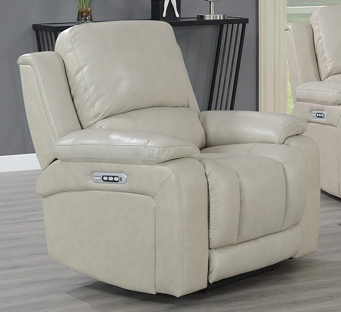 Blaze Power Headrest & Lumbar Recliner by Highlife Furniture at Crowley Furniture & Mattress
