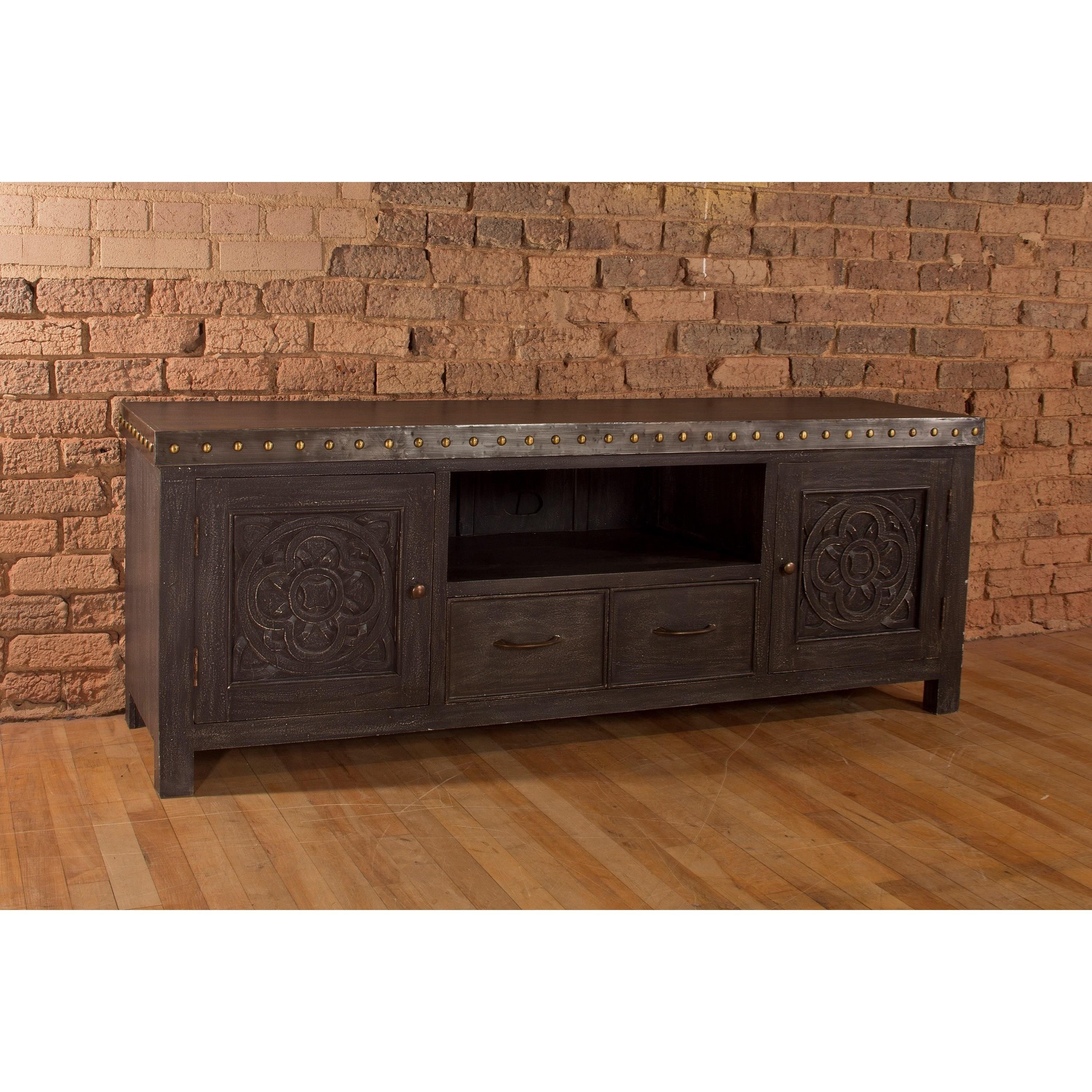 Accents Entertainment Unit by Hillsdale at Gill Brothers Furniture