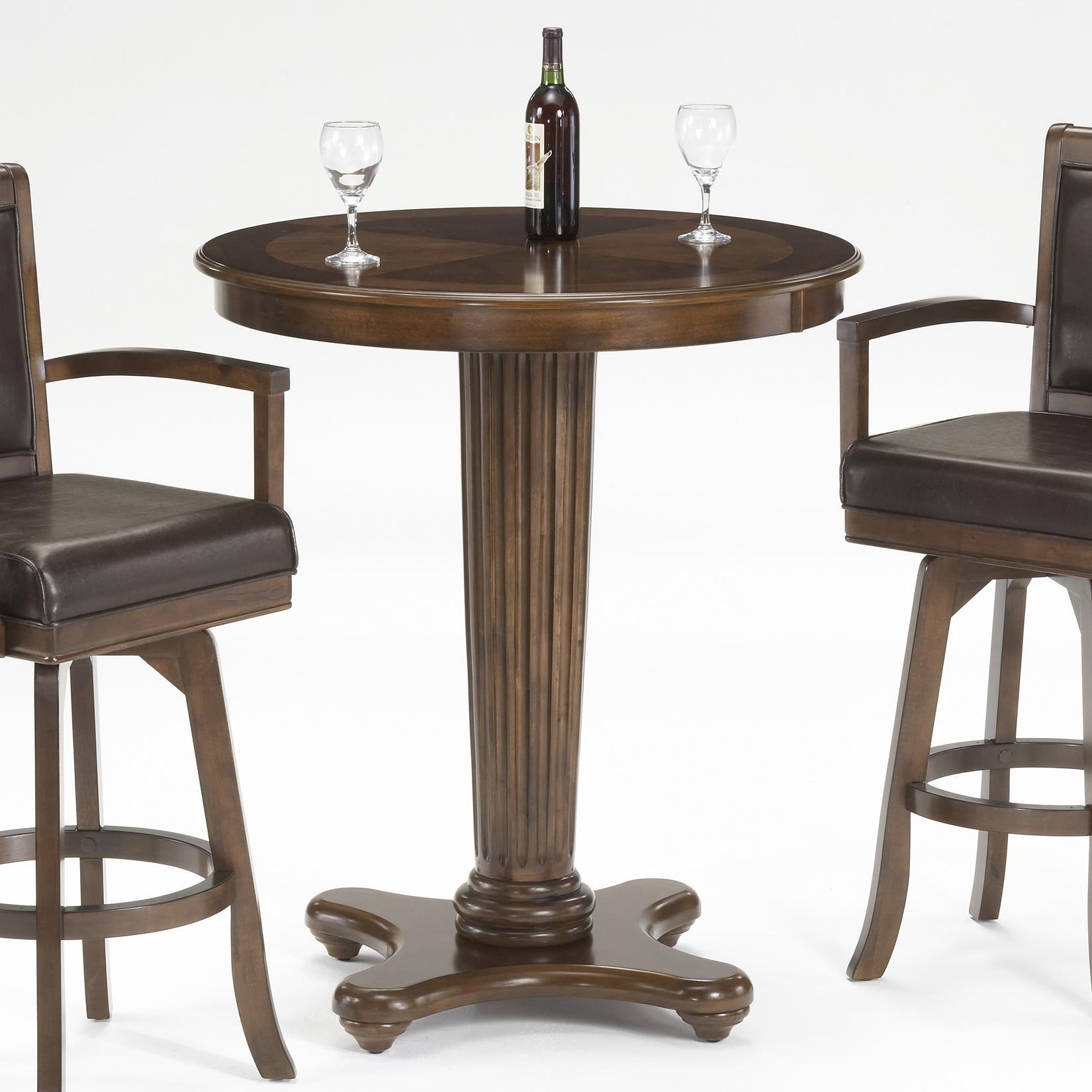 Ambassador Bar Height Table at Ruby Gordon Home