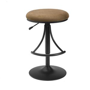 Hillsdale Backless Bar Stools Venus Backless Swivel Bar Stool
