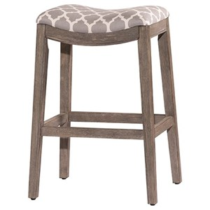 Sorella Saddle Bar Stool
