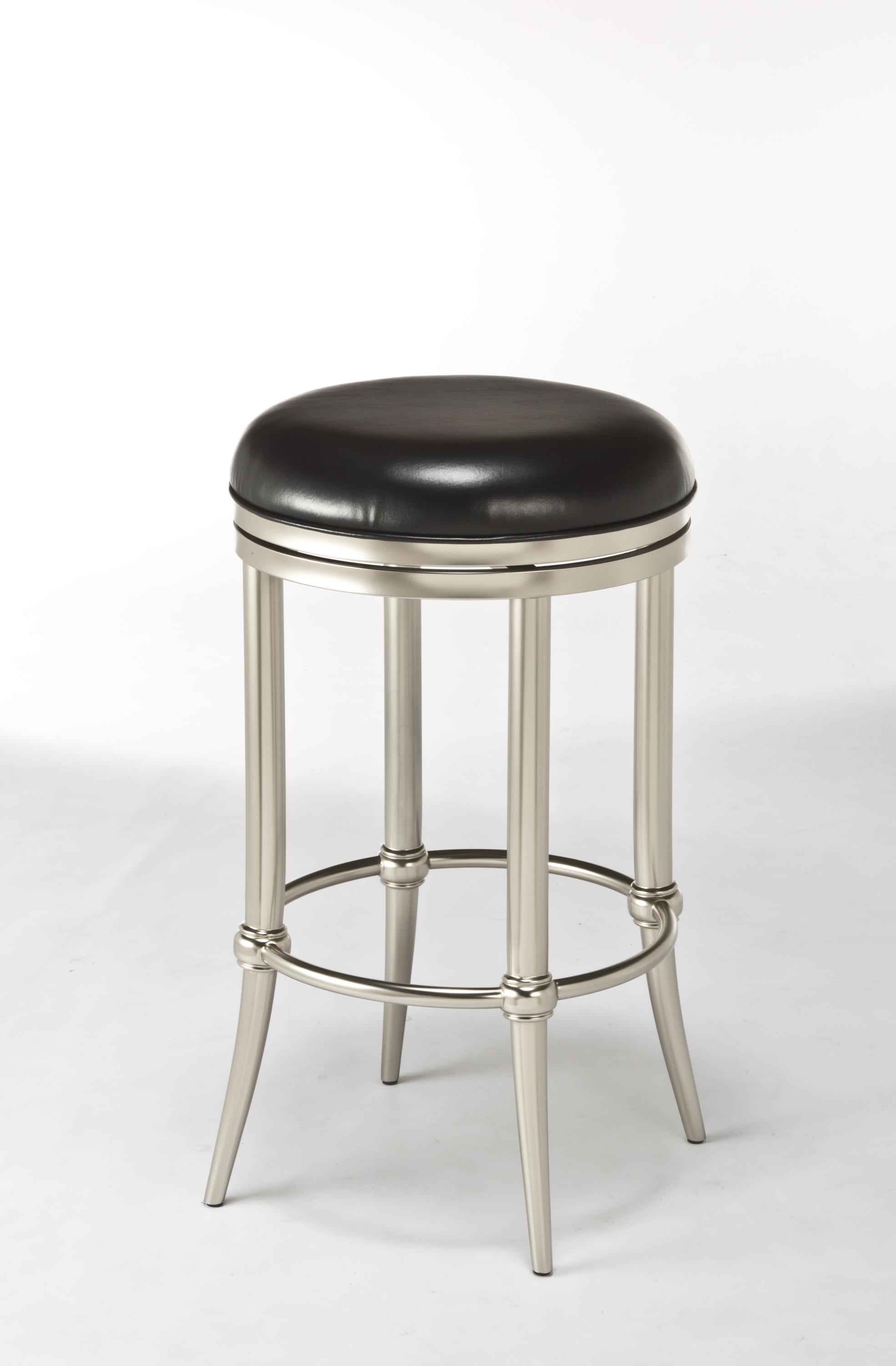 Backless Bar Stools Cadman Backless Counter Stool by Hillsdale at Novello Home Furnishings