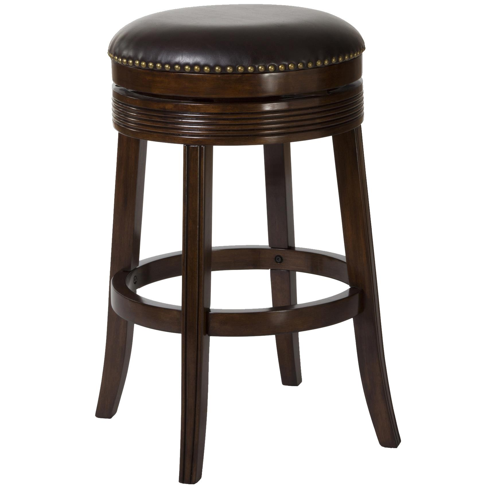 "Backless Bar Stools 26"" Tillman Counter Stool by Hillsdale at Crowley Furniture & Mattress"