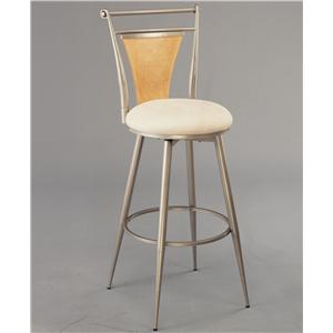 Hillsdale Stools Counter Height Swivel Stool