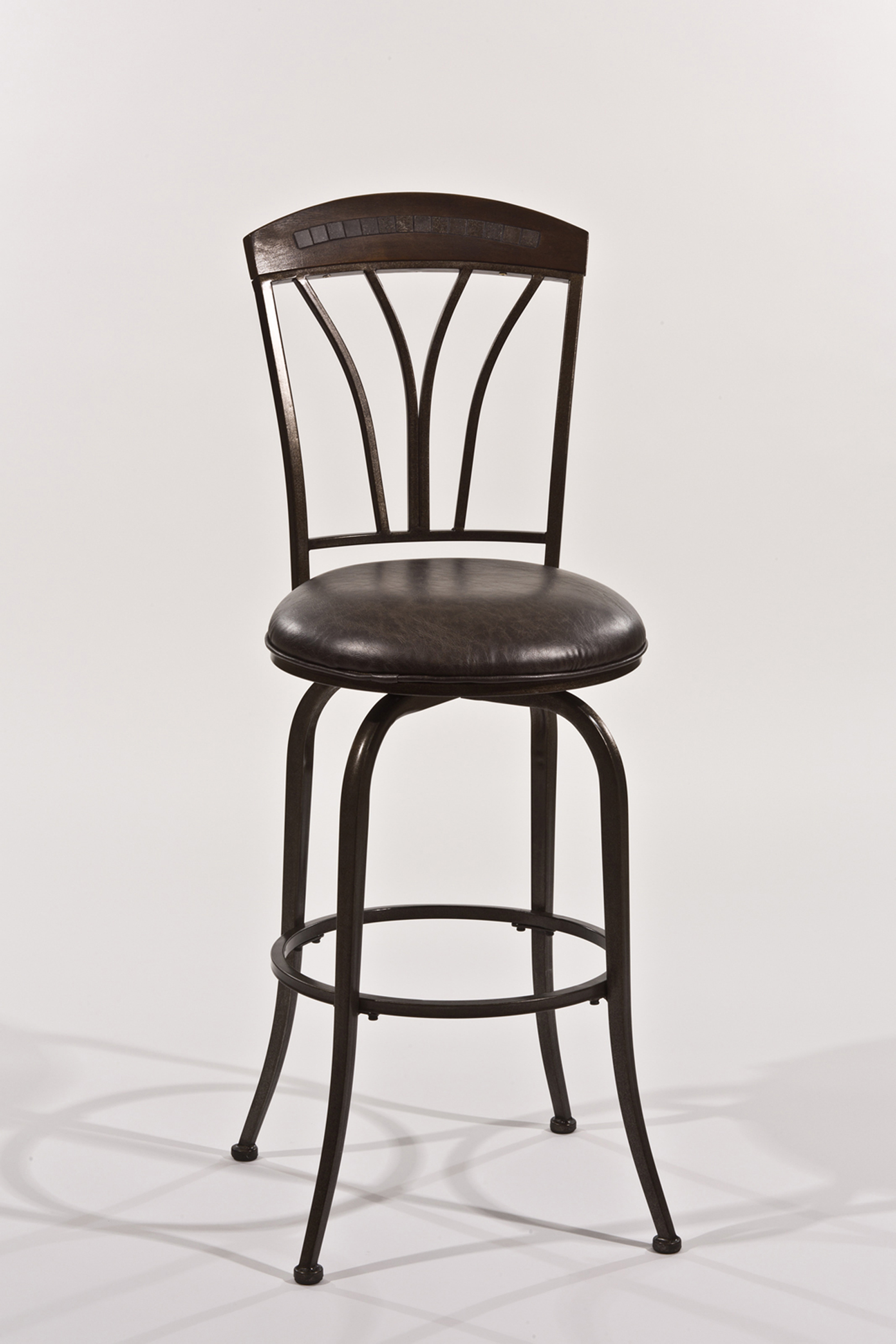 Stools Swivel Counter Stool by Hillsdale at Story & Lee Furniture