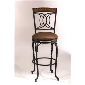 Swivel Bar Height Stool