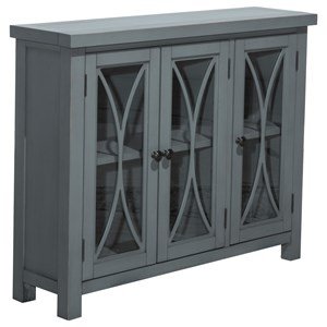 3-Door Cabinet