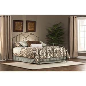 Hillsdale Metal Beds Zurick Queen Bed Set