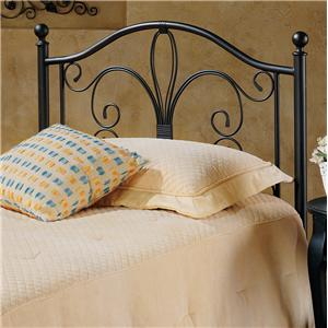 Hillsdale Metal Beds Twin Milwaukee Headboard