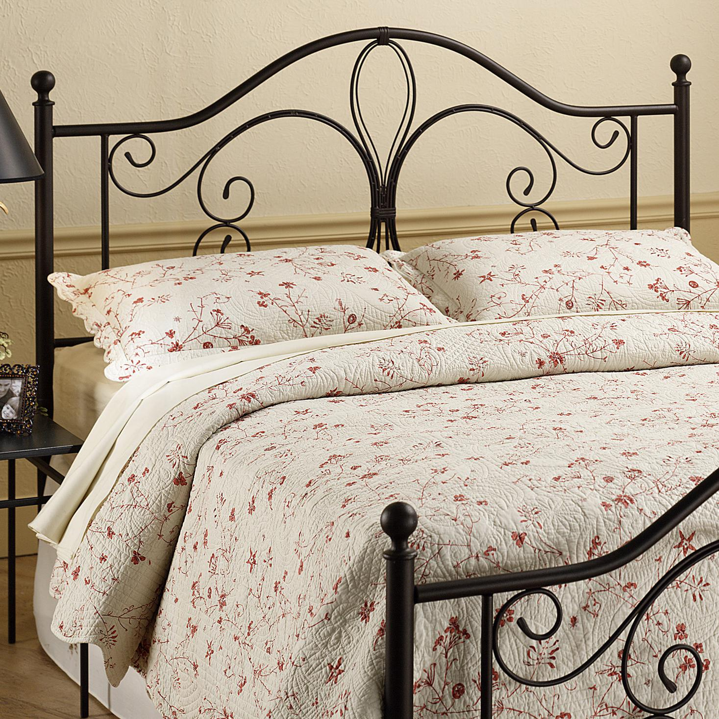 Metal Beds Full/Queen Milwaukee Headboard by Hillsdale at Darvin Furniture