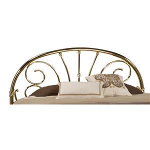 Hillsdale Metal Beds Queen Headboard with Rails