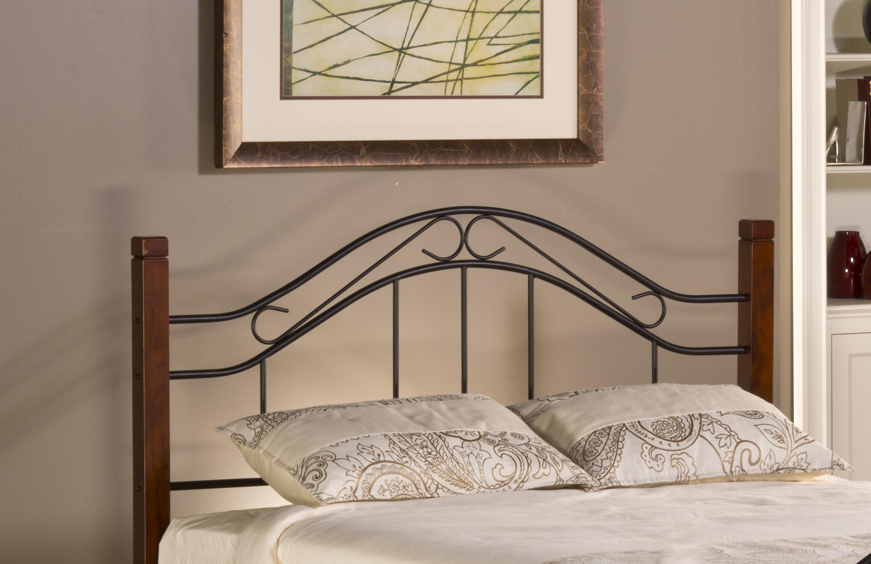 Metal Beds Twin Matson Headboard at Ruby Gordon Home
