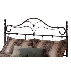 Hillsdale Metal Beds Bennett King Headboard