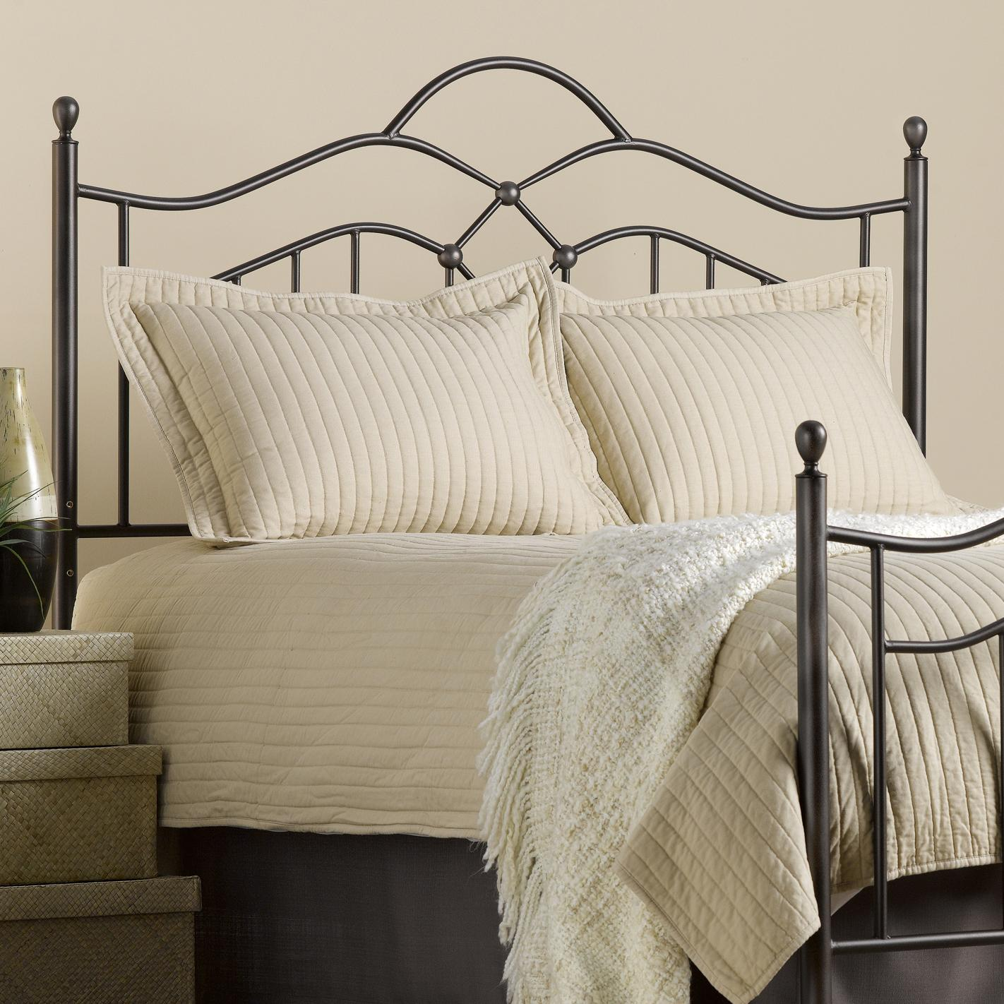 Metal Beds Full/Queen Oklahoma Headboard by Hillsdale at Darvin Furniture