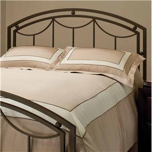 Hillsdale Metal Beds King Arlington Headboard