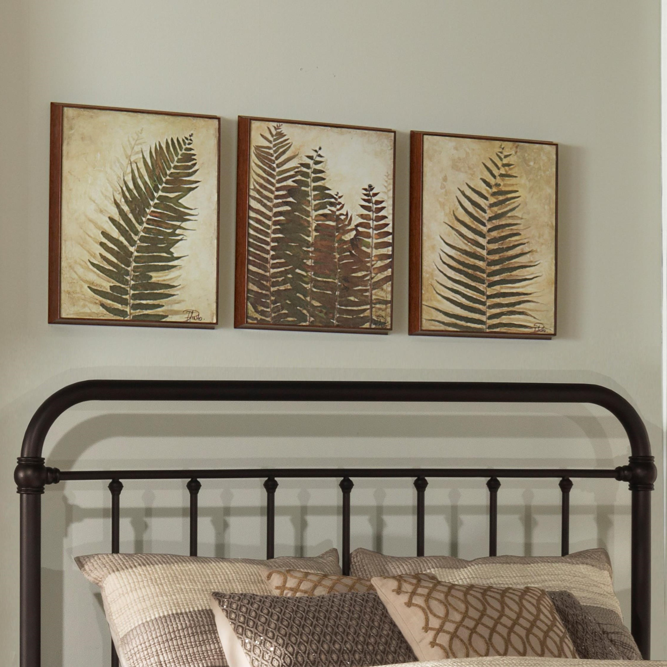 Metal Beds Classic Twin Headboard by Hillsdale at Johnny Janosik