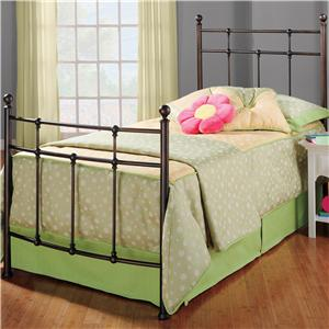 Hillsdale Metal Beds Twin Providence Bed