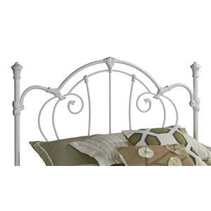 Hillsdale Metal Beds CHERIE HEADBOARD - FULL/QUEEN - RAILS NOT IN