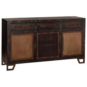Hillsdale Bridgewater Console Table