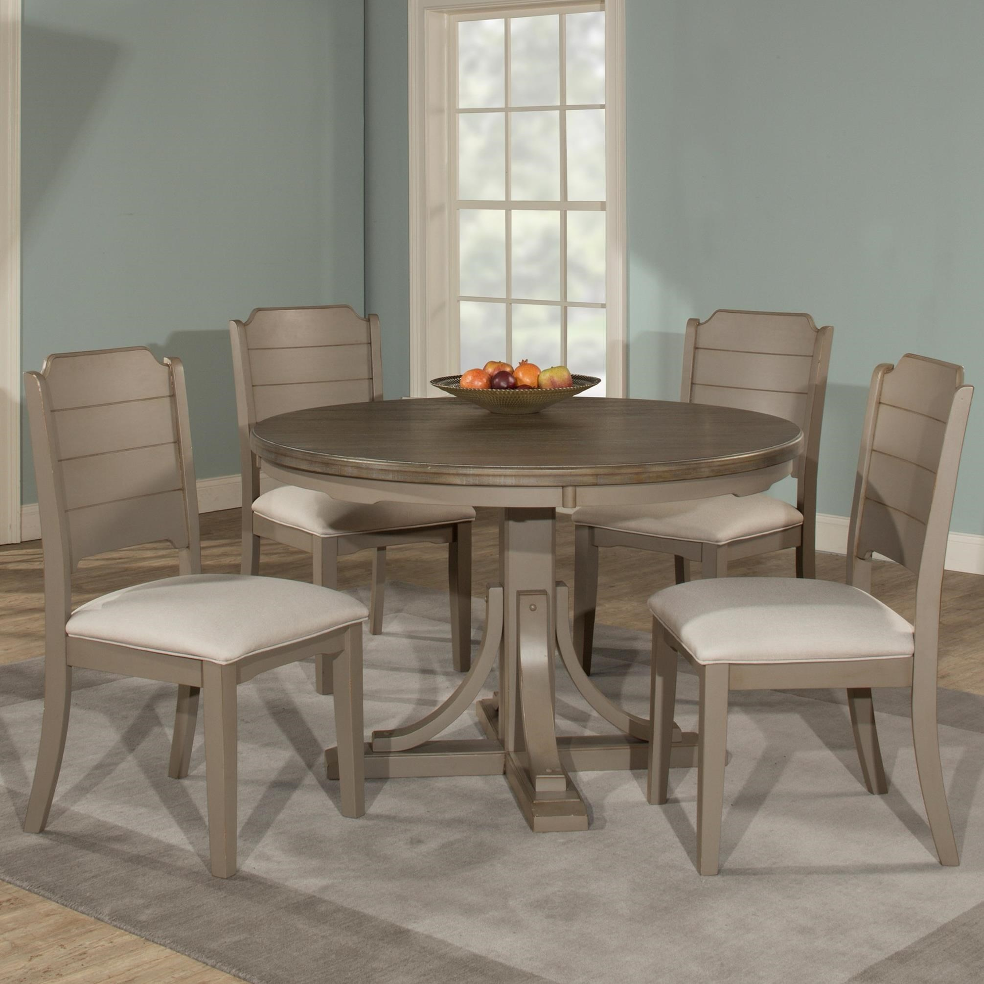 Clarion 5-Piece Dining Set at Ruby Gordon Home
