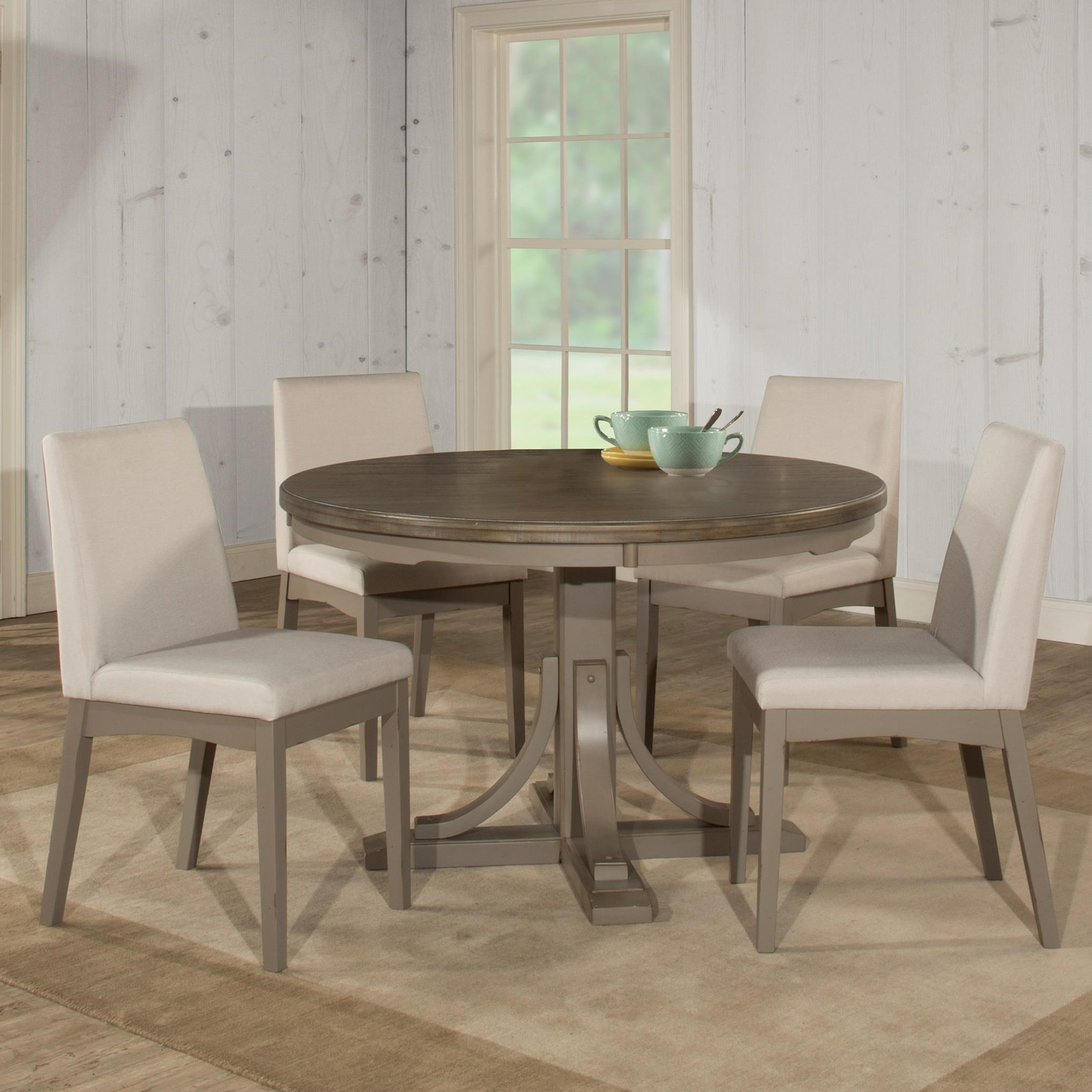 Clarion 5-Piece Dining Set by Hillsdale at SuperStore