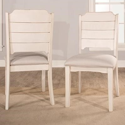 Clarion Dining Side Chair - Set of 2 by Hillsdale at Goffena Furniture & Mattress Center