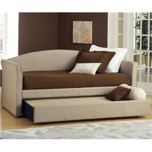 Hillsdale Daybeds Twin Siesta Daybed with Trundle