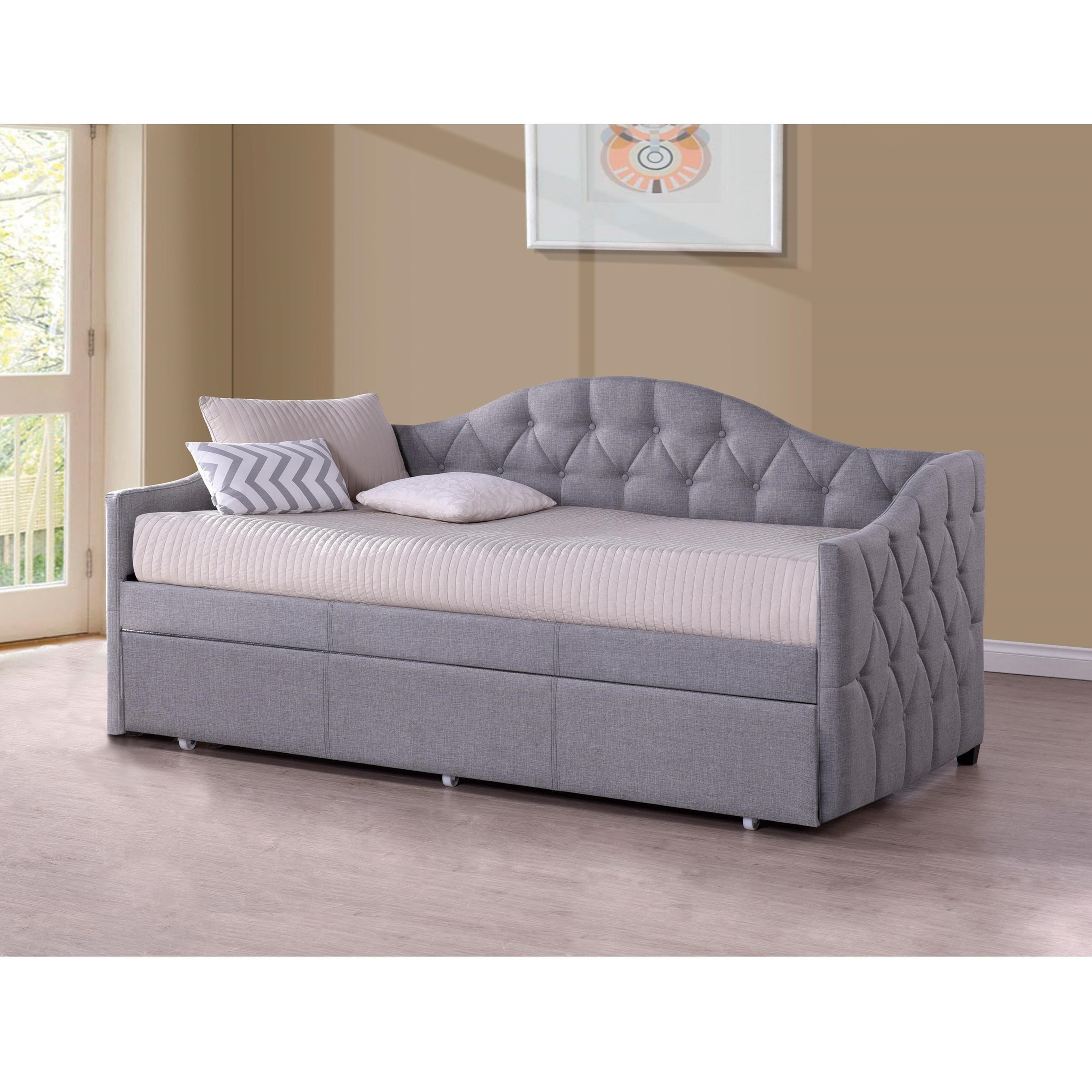 Daybeds Daybed with Trundle by Hillsdale at Steger's Furniture