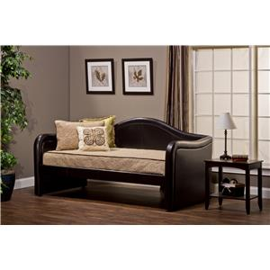 Hillsdale Daybeds Brenton Daybed with Optional Trundle Bed