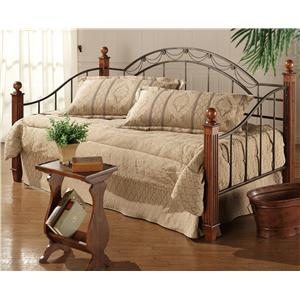 Hillsdale Daybeds Twin Camelot Daybed