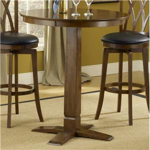 Hillsdale Dynamic Designs Bistro Table