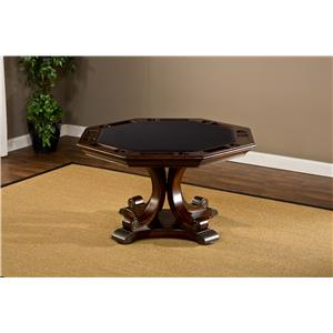 Hillsdale Harding Harding Game Table