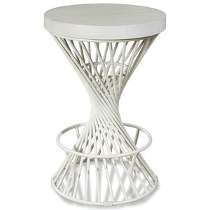 Contemporary Backless Counter Stool