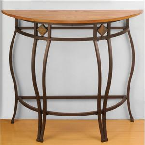 Hillsdale Lakeview Console Table