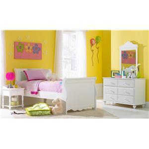 Hillsdale Lauren  4-Piece Full Bedroom Group