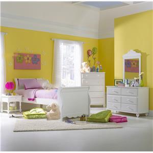 Hillsdale Lauren  5-Piece Full Bedroom Group