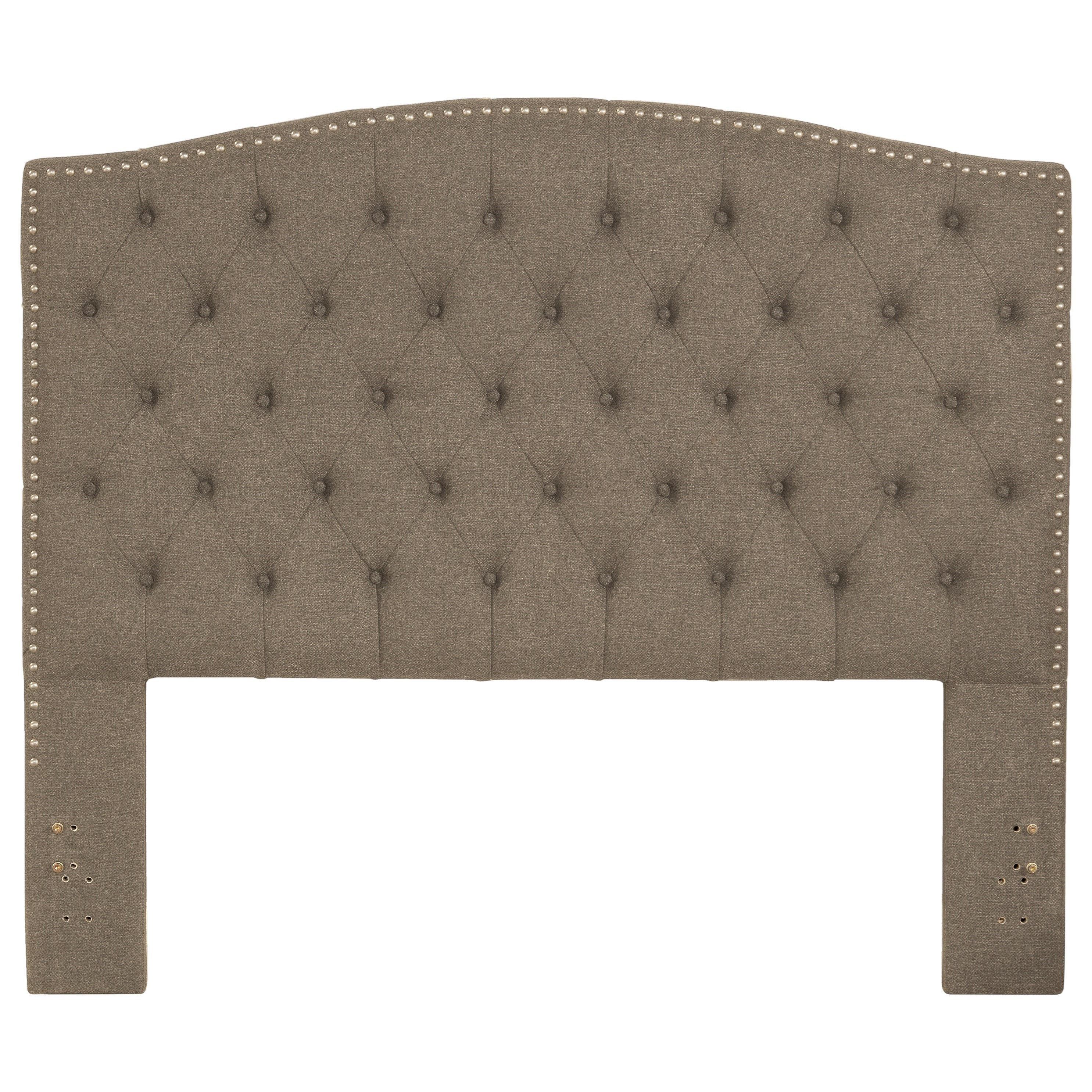 Lila Queen Upholstered Headboard  by Hillsdale at Johnny Janosik