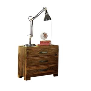 Hillsdale Madera Nightstand with 3 Drawers