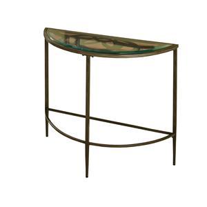 Hillsdale Marsala Console Table