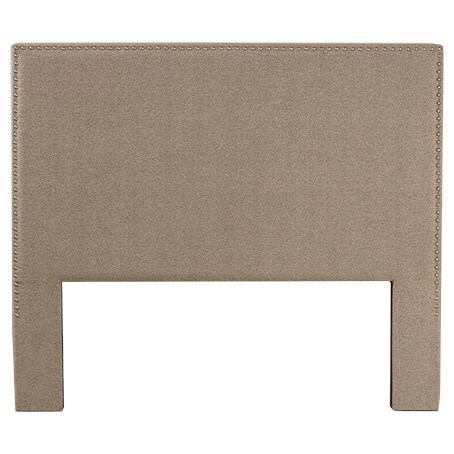 Megan Queen Upholstered Headboard by Hillsdale at Johnny Janosik