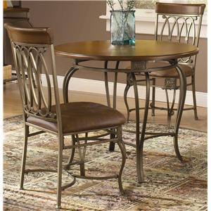 Hillsdale Montello Three Piece Dining Set