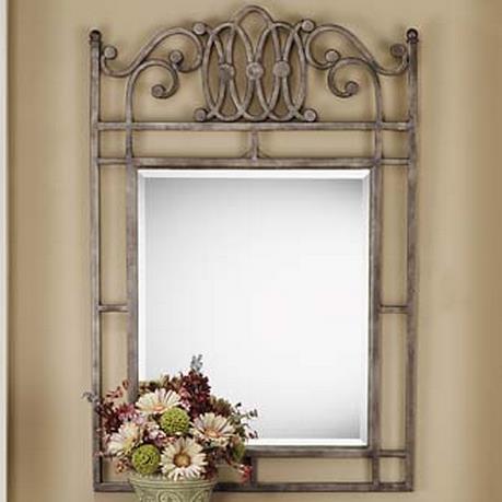 Montello Console Mirror by Hillsdale at Mueller Furniture