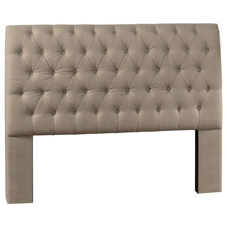 Napleton King Upholstered Headboard  by Hillsdale at Crowley Furniture & Mattress