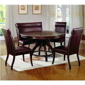 Hillsdale Nottingham 5 Piece Dining Set