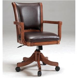 Hillsdale Park View Caster Game Chair