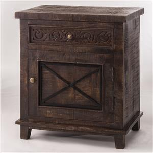 Hillsdale Pavia Occasional Cabinet