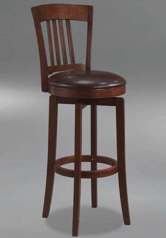 Plainview Canton Swivel Barstool by Hillsdale at Mueller Furniture