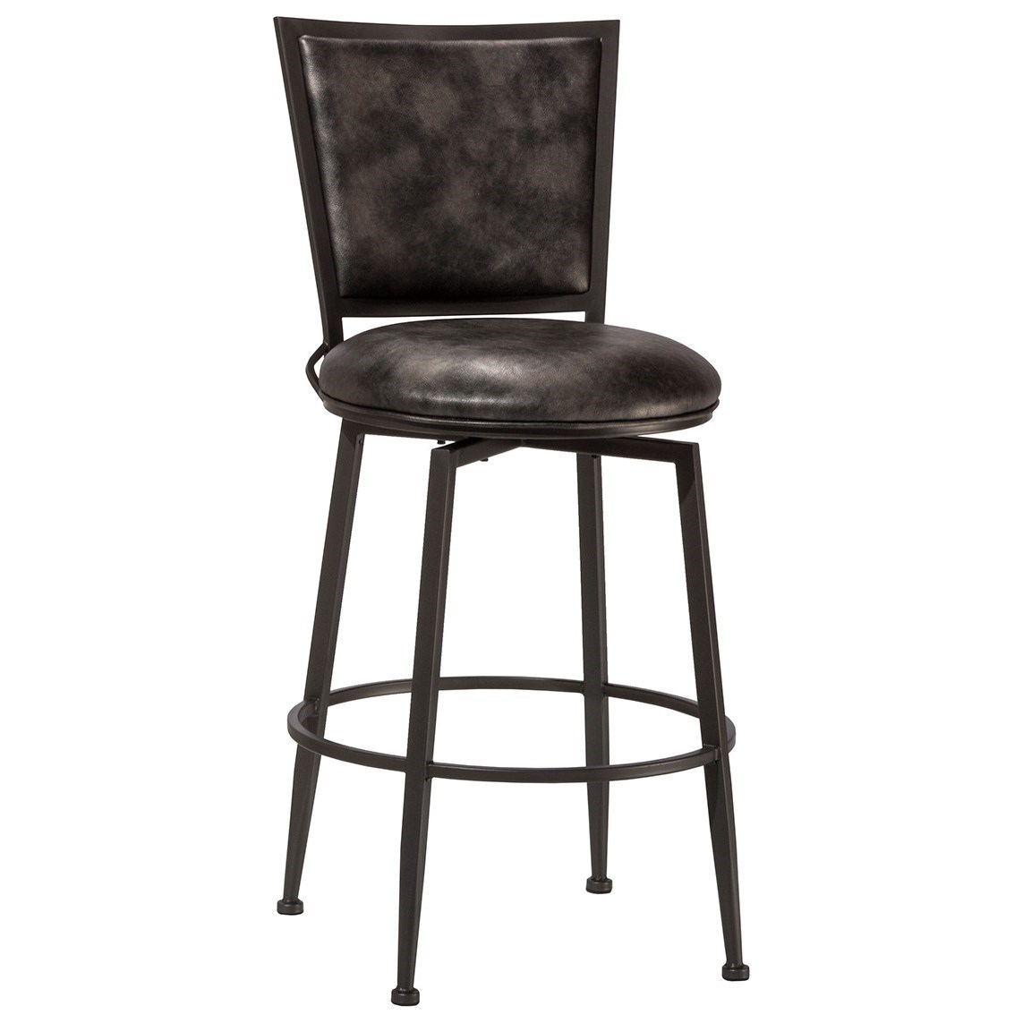 Rockvale Swivel Counter Stool by Hillsdale at SuperStore