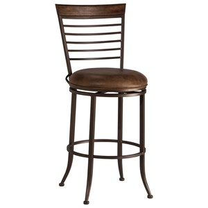 Industrial Commercial Grade Swivel Counter Stool